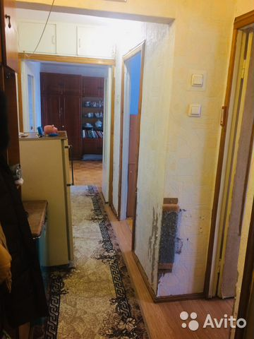 3-room apartment, 55 m2, 7/9 et.