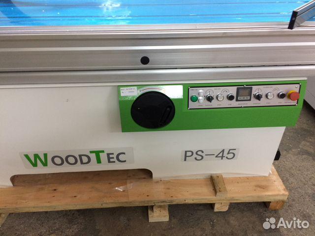 Форматно-раскроечный станок WoodTec PS-45 (Filato) 89196254424 купить 4