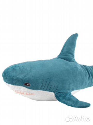 акула блохэй икеа купить в санкт петербурге на Avito объявления на