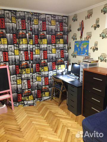 Продается трехкомнатная квартира за 6 600 000 рублей. Химки, Московская область, Юбилейный проспект, 45.