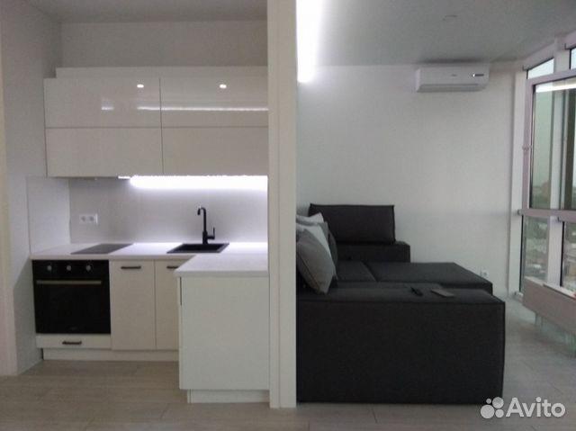 Продается однокомнатная квартира за 3 200 000 рублей. Краснодарский край, Сочи, микрорайон Светлана.