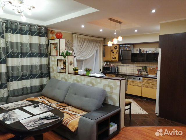 Продается четырехкомнатная квартира за 4 100 000 рублей. г Петрозаводск, р-н Кукковка, ул Сортавальская, д 7А.