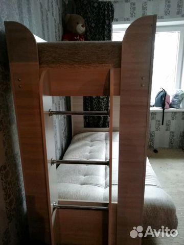 Кровать двухьярусная 89040995952 купить 7