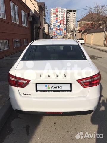 Купить ВАЗ (LADA) Веста пробег 29 000.00 км 2017 год выпуска