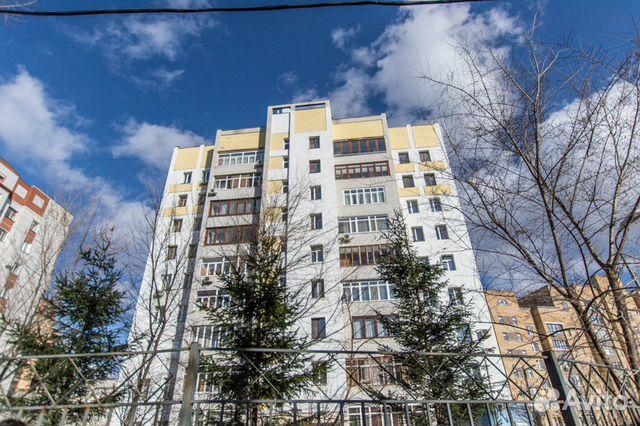 Продается четырехкомнатная квартира за 11 700 000 рублей. г Казань, ул Заслонова, д 9.