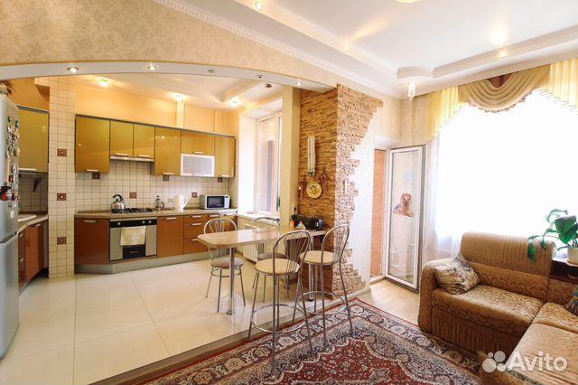 Продается трехкомнатная квартира за 5 500 000 рублей. г Тула, ул Д.Ульянова, д 4.