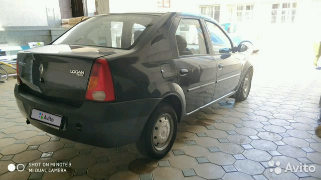 Купить Renault Logan пробег 514 000.00 км 2009 год выпуска