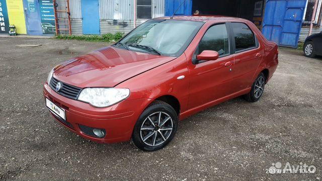 Купить FIAT Albea пробег 115 000.00 км 2008 год выпуска
