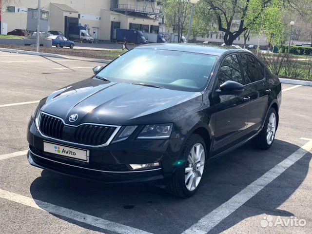 Купить Skoda Octavia пробег 49 300.00 км 2017 год выпуска