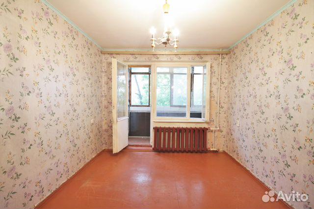 Продается однокомнатная квартира за 2 050 000 рублей. Московская обл, г Коломна, ул Горького, д 32.