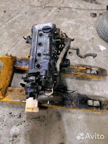 89226688886 Двигатель (Nissan Almera)
