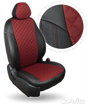 Авточехлы на сиденья Mitsubishi Eclipse 89236824572 купить 4