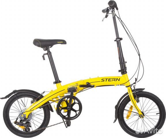 89061815336 Новый складной велосипед Stern взрослым и детям