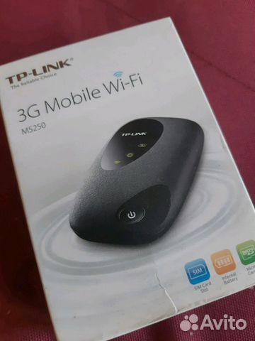 Мобильный роутер wi-fi TP-link m5250  89204462080 купить 1