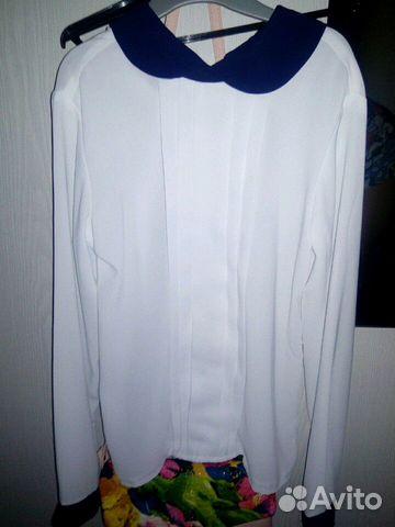 Блузка школьная купить 1