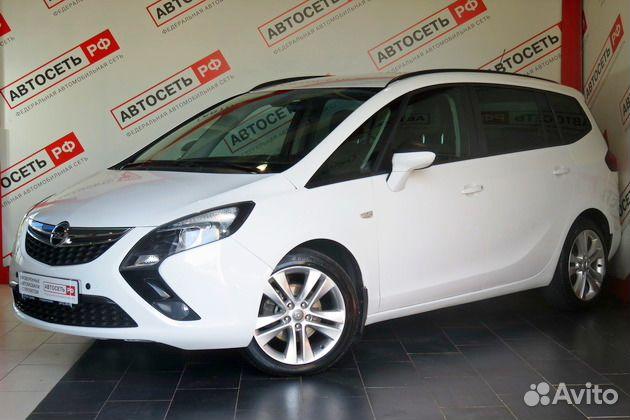 Купить Opel Zafira пробег 177 000.00 км 2012 год выпуска