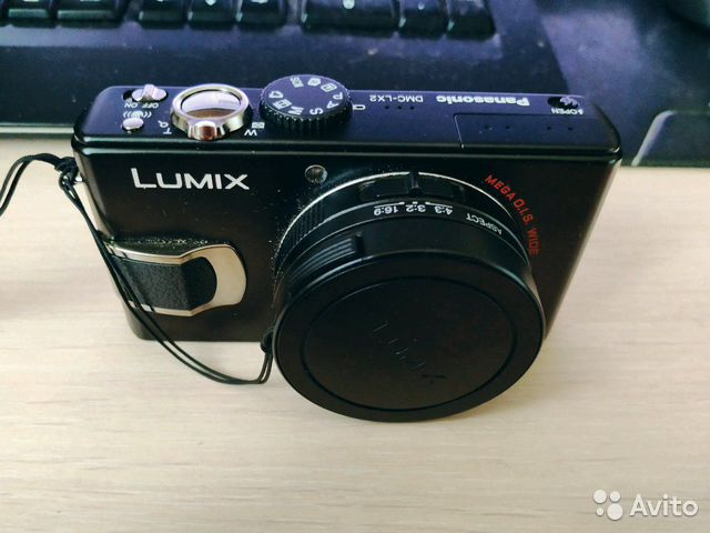 Фотоаппарат Panasonic Lumix DMC-LX2