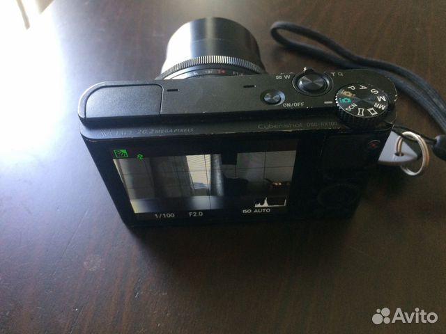 Фотокамера Sony rx100 купить 2