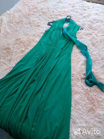 Плащ черный новый - 800(размер м).Платье розовое