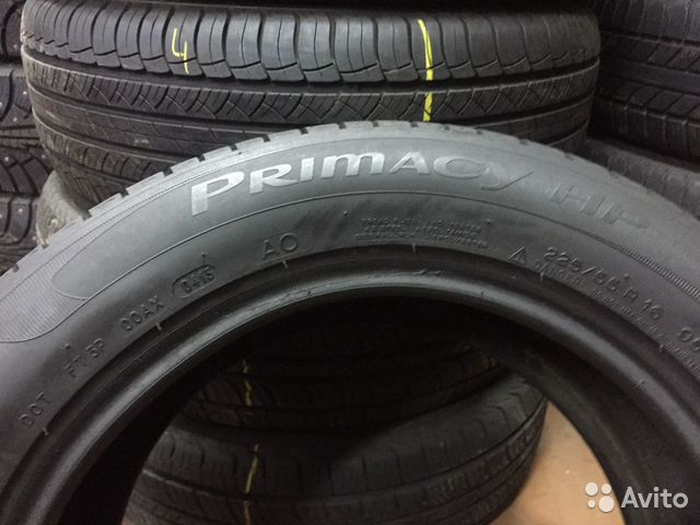 225/55 R16 Michelin PHP 89211101675 купить 4