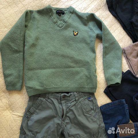 Одежда для мальчика от 4-7 лет
