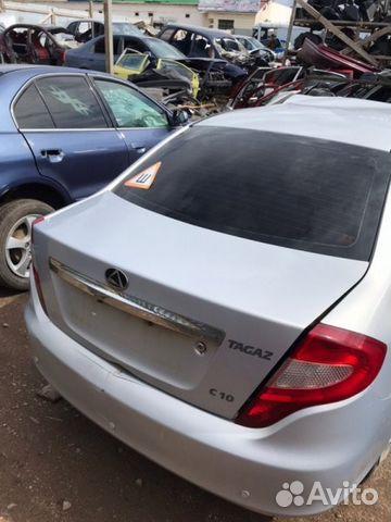 Крышка багажника Тагаз С10 седан 89177607608 купить 5