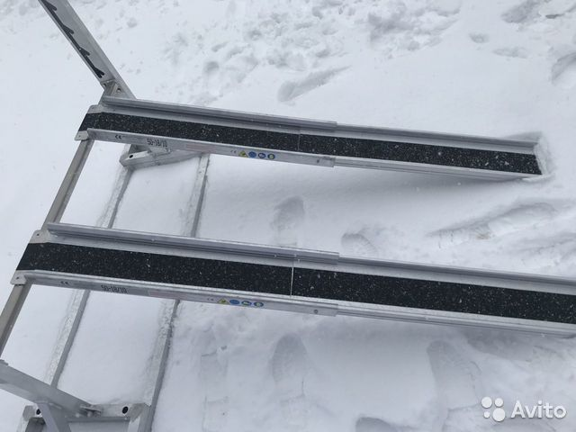 Aluminum ramps gangways gangway from the manufacturer  84996003635 buy 3