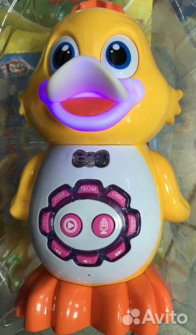 Детская музыкальная развивающая игрушка Новая