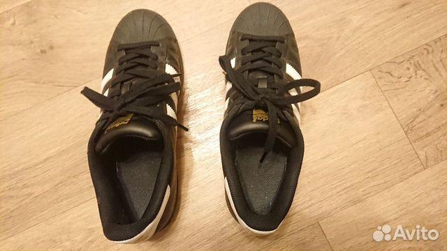 Adidas superstar 39 (RU) размер (7UK) купить в Москве на