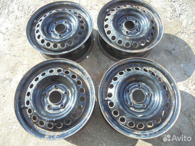 Стальные диски R-15 для авто Японии Кореи Китая  89158517133 купить 1