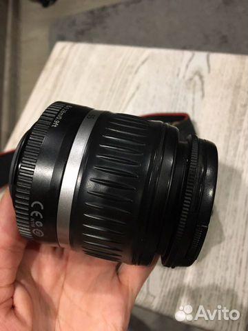 Зеркальный фотоаппарат Canon ios 1000D