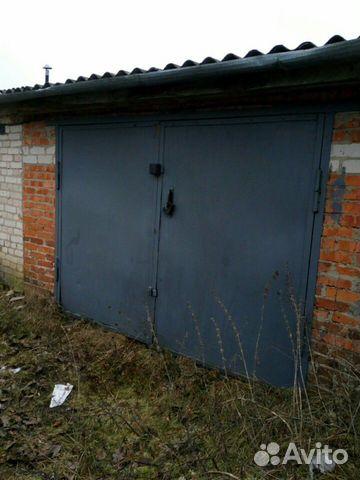 Garage of 25 m2
