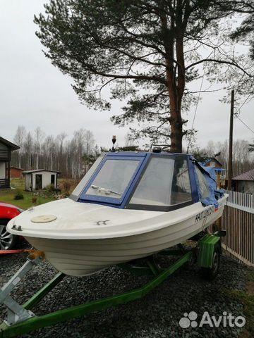 Båten Onego lugn 4.35