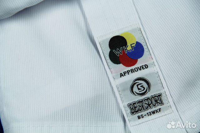 Кимоно BestSport (130 см) 89172290343 купить 2