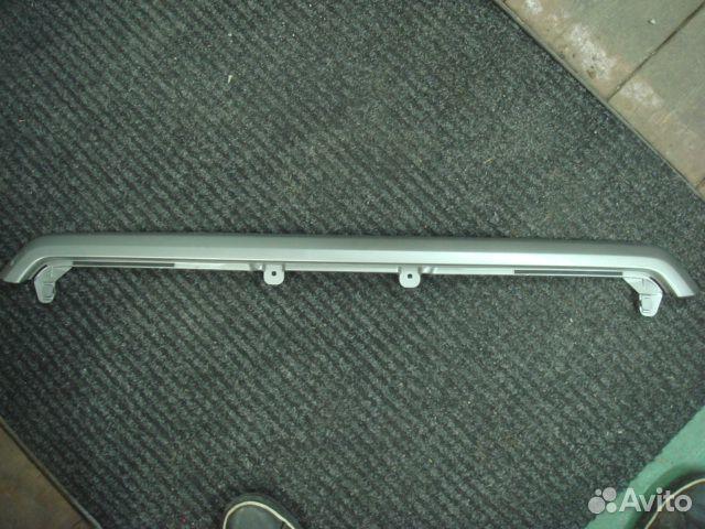89205500007 Орестер Накладка на капот Forester (S13) 2012-18