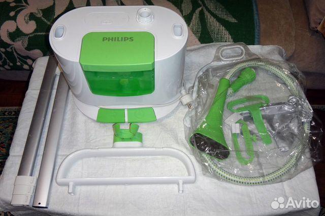 Отпариватель - Philips GC660 05 89897128030 купить 4