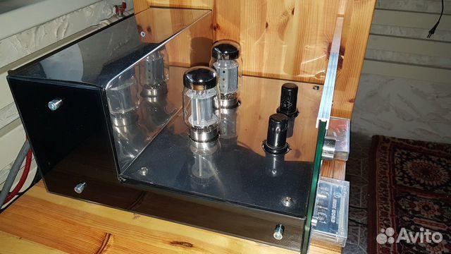 Усилитель ламповый однотактный, класс А, кт88 89185565096 купить 10