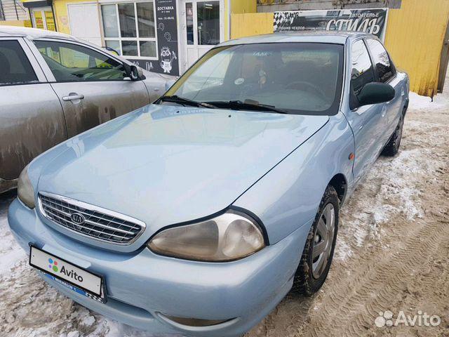 KIA Clarus, 2000 89875654304 купить 1