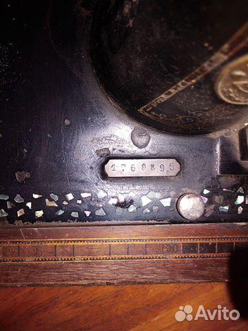 Швейная машина NAH maschinen 1890 -1910гг 89080119999 купить 3