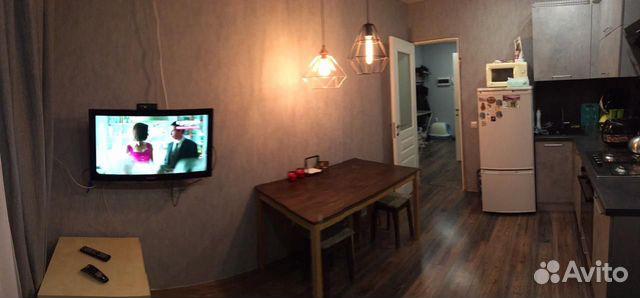 1-к квартира, 43.5 м², 9/10 эт.