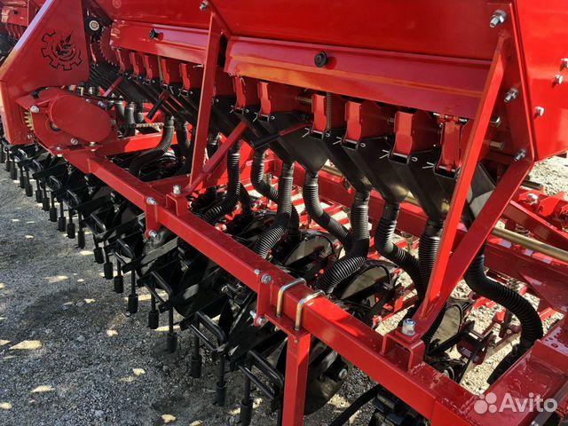 Сеялка зерновая сзд-540 89192432923 купить 3