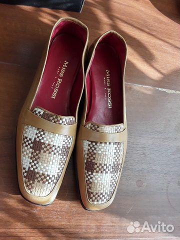 Туфли женские (Италия)  89192513025 купить 1