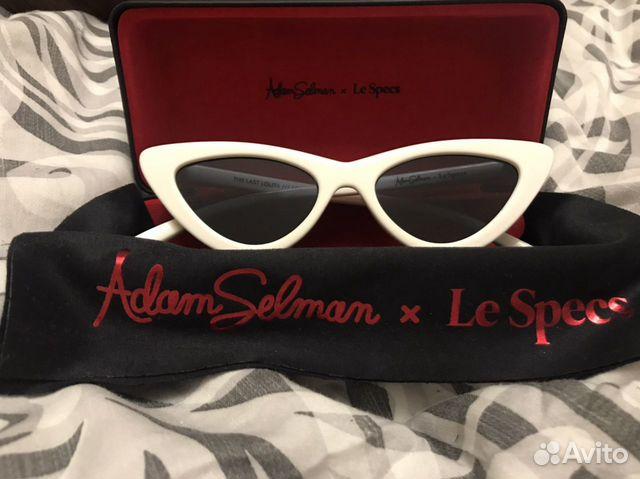 Очки Adam Selman x Le Specs  89667509251 купить 2