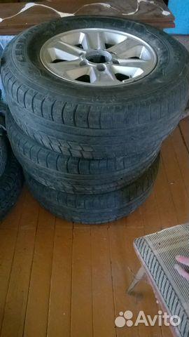 Колеса Опель Фронтера (Тойота, Исузу) 89616759250 купить 1
