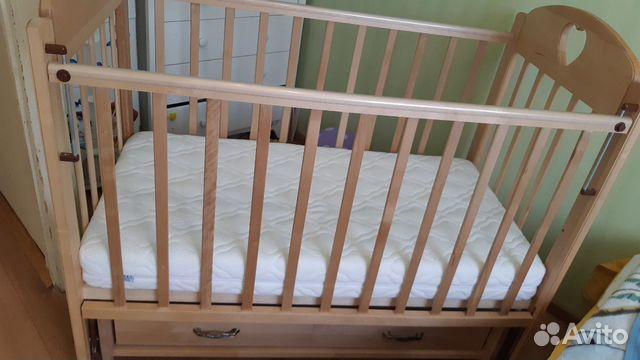 Кровать детская с маятником купить 2