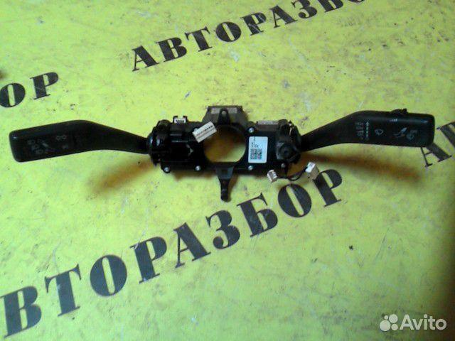 Переключатель поворотов подрулевой Skoda Octavia