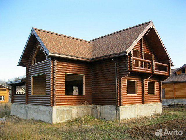 Дома из оцилиндрованного и рубленого бревна 89127347064 купить 9