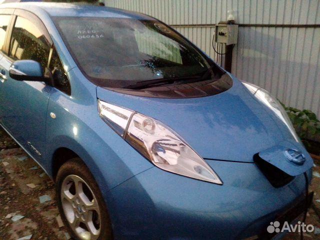 Nissan Leaf, 2013 купить 4