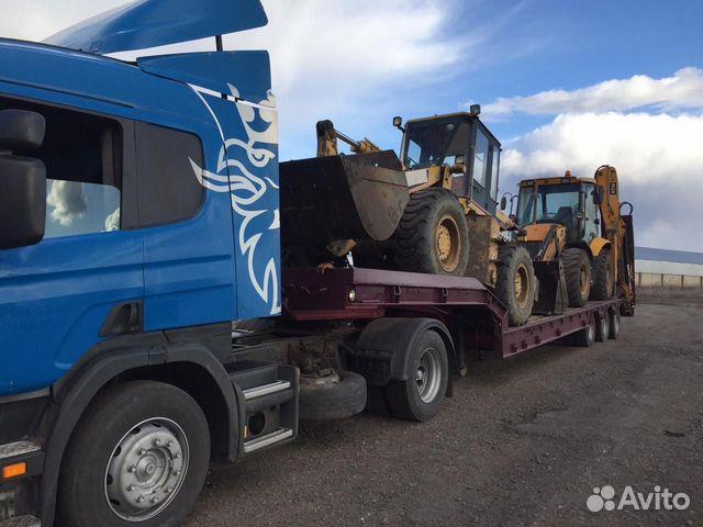 Услуги Аренда Тралла перевозка негабаритных грузов