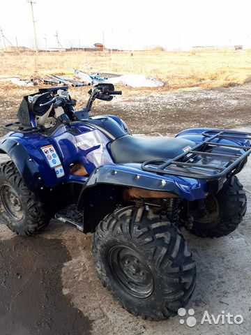 Квадроцикл Yamaha grizzly 700 89608063182 купить 1
